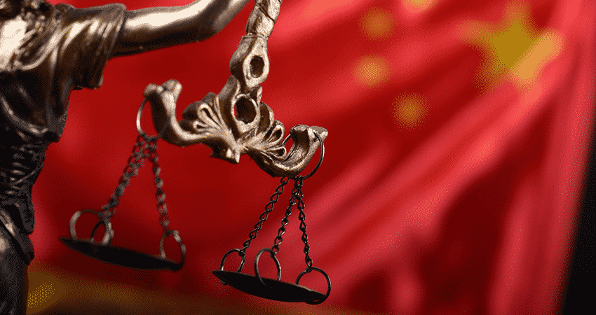 Lawsuit in China Against Cryptocurrency Exchange okcoin