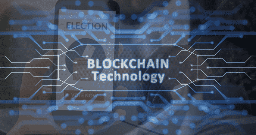 The Blockchain Technology Used