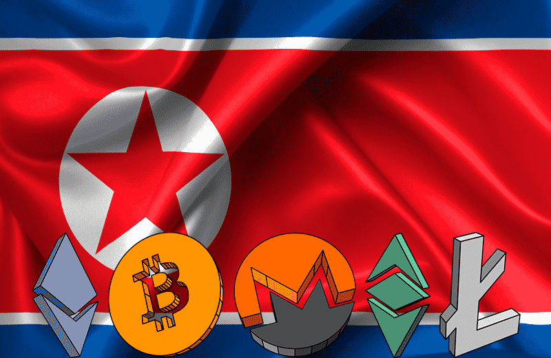 North Korea Multiplies the Crypto Usage to Refrain from US Sanctions