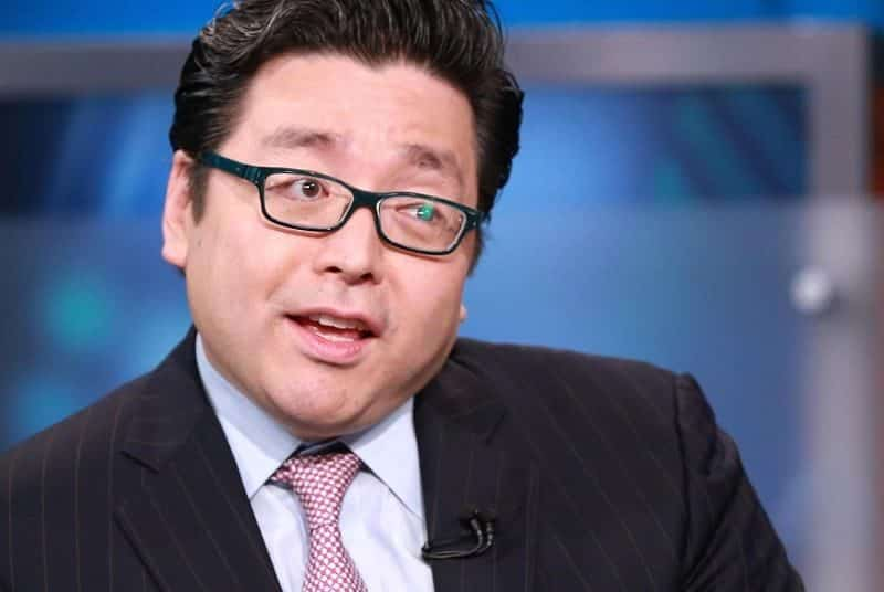 Ethereum to Rebound Strongly Towards the End of 2019: Tom Lee