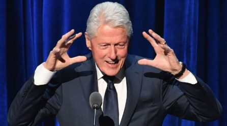Bill Clinton Acknowledged Blockchain's Immense Potential