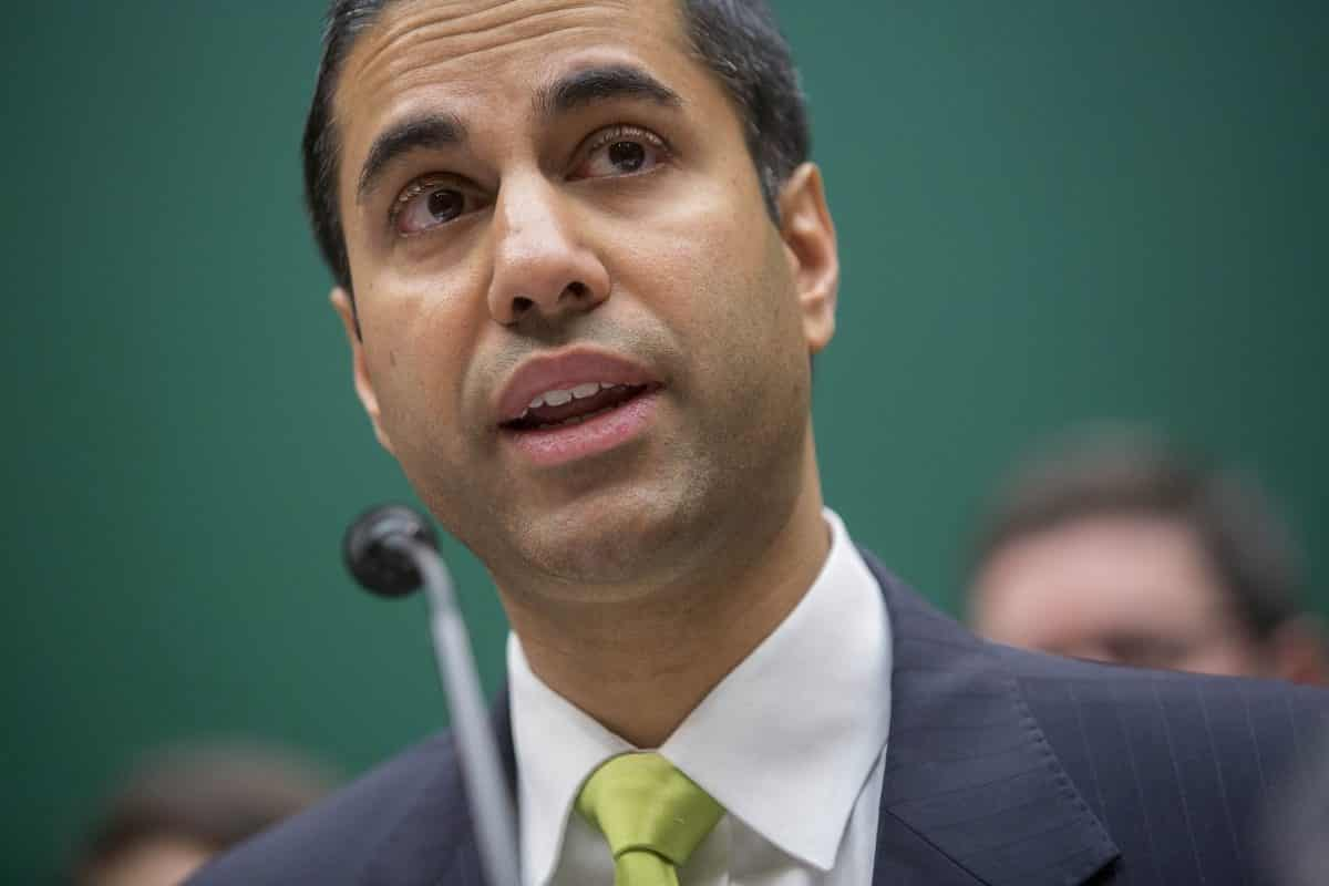 Net Neutrality Killer Ajit Pai Eyeing Blockchain Regulations