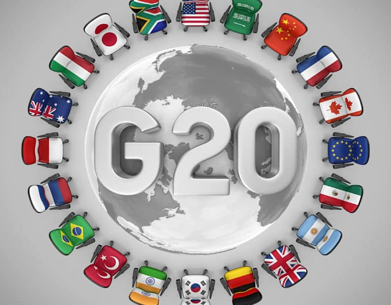G20 Countries Agree to Regulate Cryptocurrencies as per FATF Standards