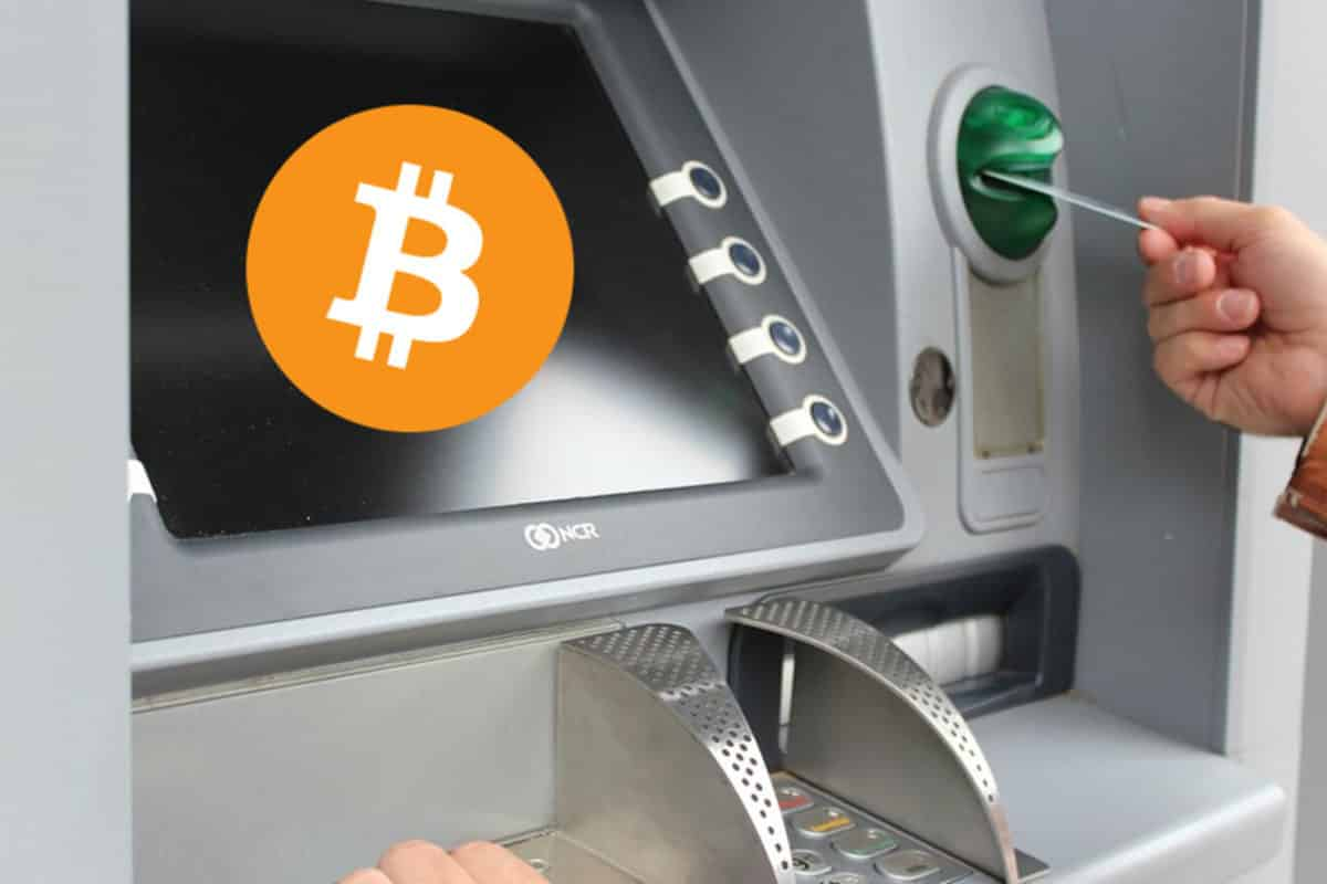 Installation of Cryptocurrency ATM machines