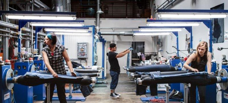 Blockchain to Track Levi Strauss Factory Working Condition