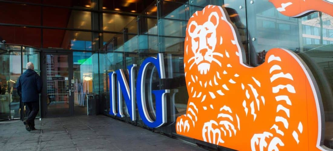ING Bank Signs Five Year Deal for Blockchain Technology