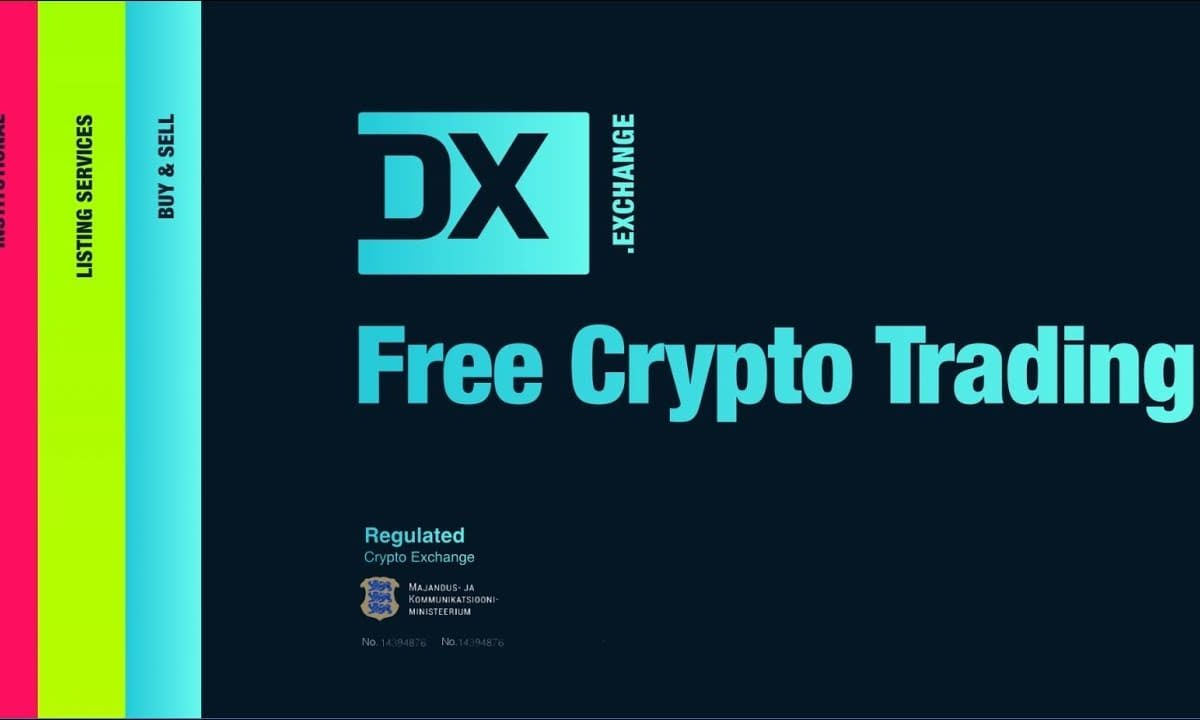 Dx. Exchange Becomes the First Crypto Exchange to Offer Stock Trading Through Blockchain Technology Based Tokens
