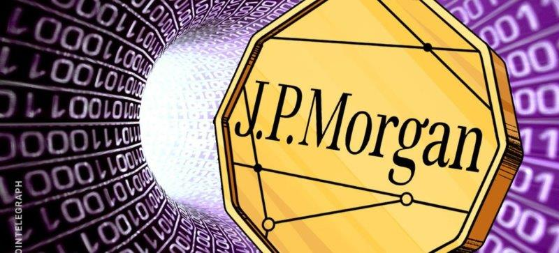 JP Morgan Launches Own Cryptocurrency