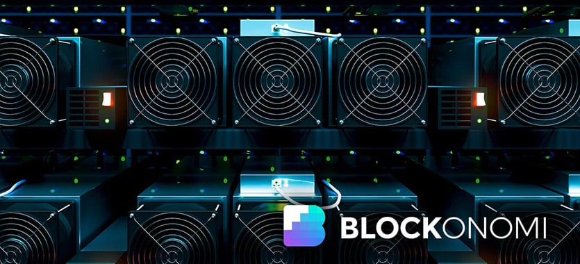 A Major Part of Cryptocurrency Mining Happens