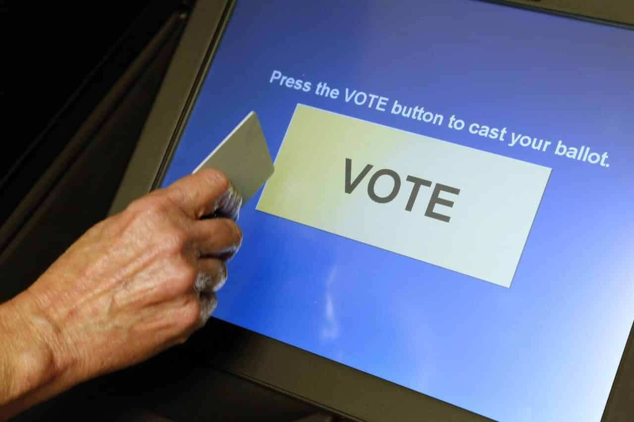 Blockchain-based Electronic Voting for Primaries