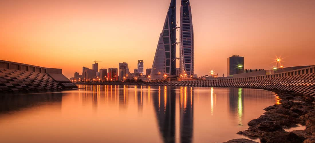 Bahrain to provide the base for Indian Fintech
