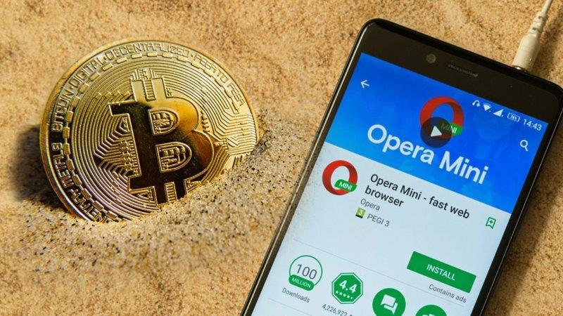 "Opera launched web browser ""Reborn3"" with Crypto Wallet"