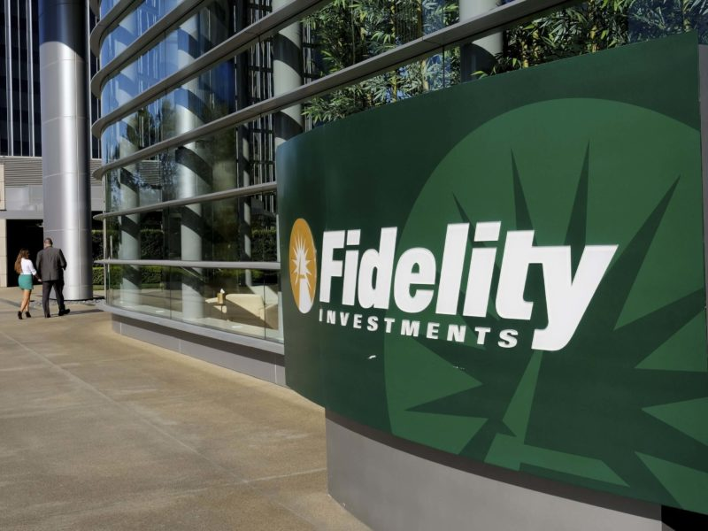 Fidelity Investments to Offer Bitcoin Trading Service Within Coming Weeks