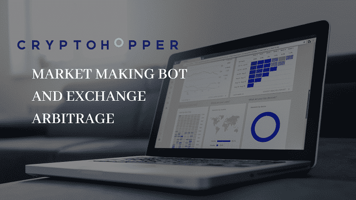Market Making Bot and Exchange Arbitrage