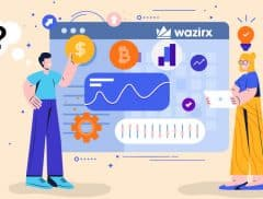 Earn Money from WazirX Exchange