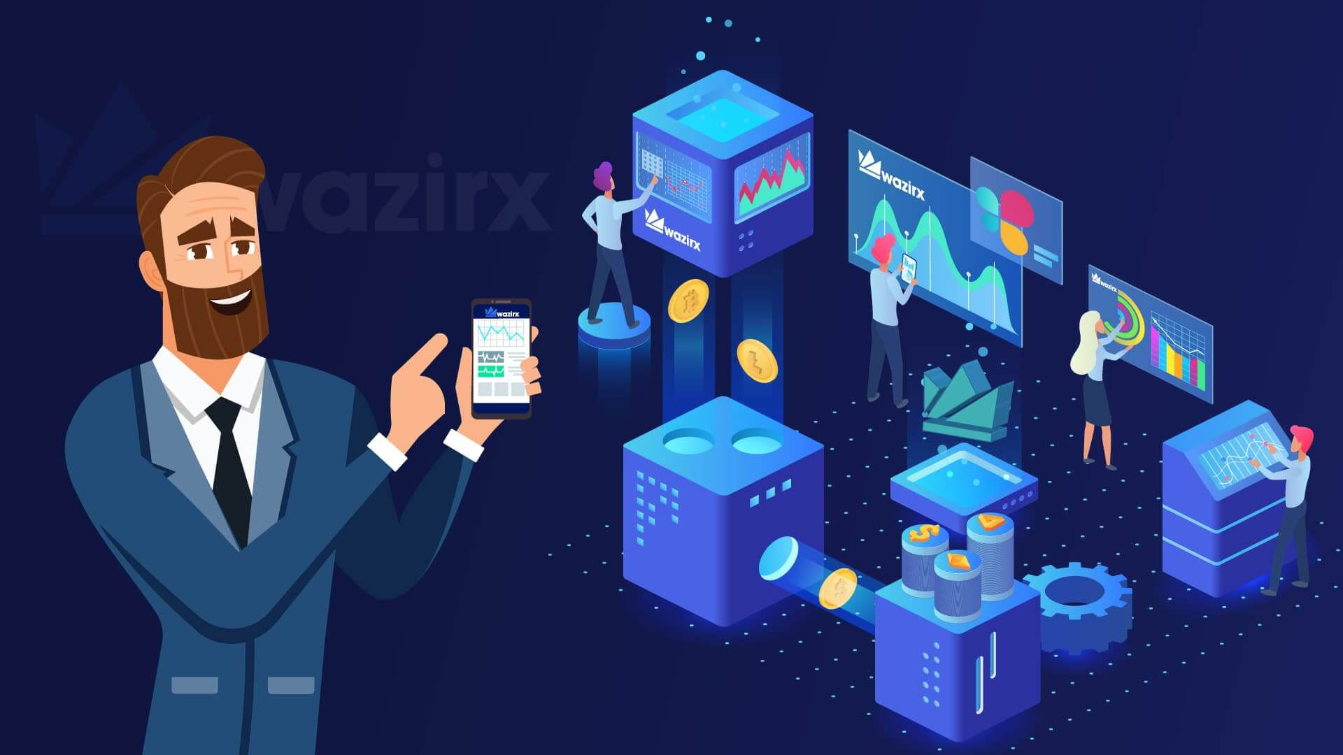 Features of WazirX