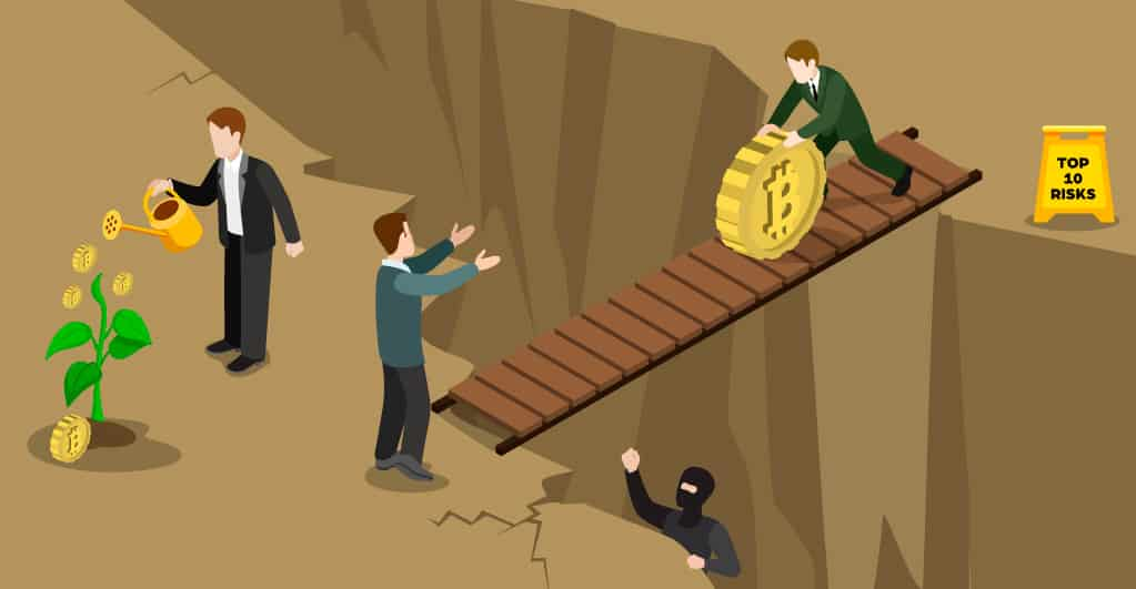 Risks Of Bitcoin Investing