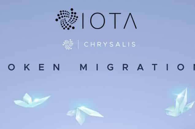 Chrysalis Upgrade Completed: IOTA Starts Token Migration